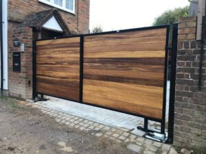 drive gates installations